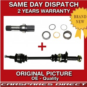 VW TRANSPORTER T5 1.9 TDi 2.0 DRIVESHAFT STUB AXLE COMPLETE FRONT RIGHT *NEW*