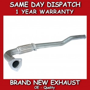 LAND ROVER DISCOVERY 300TDI EXHAUST CAT REMOVAL FRONT PIPE *NEW*