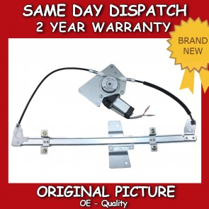 WINDOW REGULATOR FIT FOR A NISSAN MICRA K12 FRONT RIGHT WITH MOTOR 2003>2010