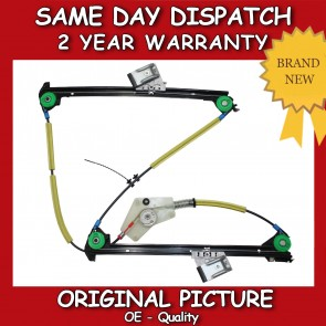 PORSCHE 911 (997) FRONT LEFT SIDE WINDOW REGULATOR WITHOUT MOTOR 2004>on *NEW*