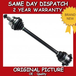 AUDI A4 MK1 2.4,2.5,2.6,2.8 DRIVESHAFT/CV JOINT OFF/RIGHT/DRIVER SIDE 1994>2001
