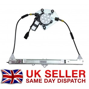 FIAT STRADA 1998>ON FRONT RIGHT SIDE COMPLETE WINDOW REGULATOR 2/3 DOORS NEW