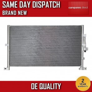 JAGUAR X-TYPE 2.0 2.5 3.0 2001>2009 AC CONDENSER/RADIATOR 2 YEAR WARRANTY *NEW*