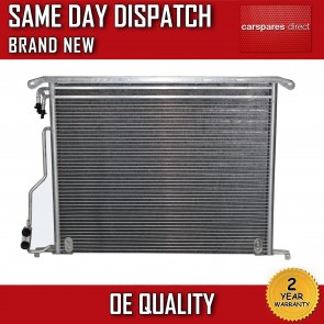 MERCEDES S/SL CLASS 1998>2012 AC CONDENSER/RADIATOR 2 YEAR WARRANTY *NEW*