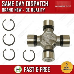 JEEP CHEROKEE, LIBERTY, WRANGER REAR PROPSHAFT 27x92mm UJ UNIVERSAL JOINT 91>07